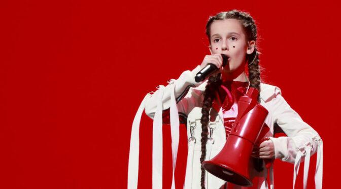 Junior Eurovision 2021 Darina Krasnovetska issues call for Ukraine National Selection