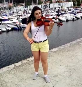 Violin Lorellin