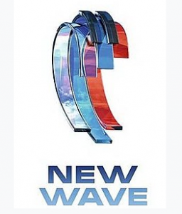 New Wave festival logo