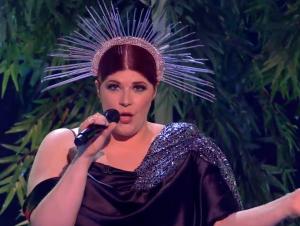 Jenny Ryan @ITV/X Factor: Celebrity