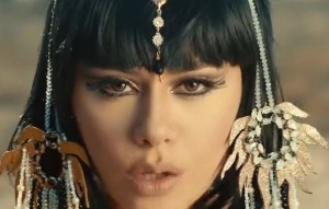 Efendi from the video clip of 'Cleopatra'