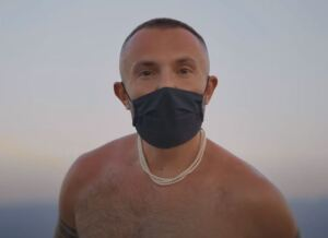 Vasil from the music video of 'PriKazna'
