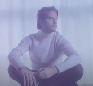 Victor Crone from the video clip of 'These Days (Longing For Christmas)'