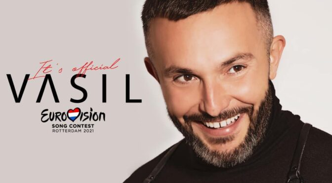 Vasil will return for North Macedonia at the 2021 Eurovision Song Contest