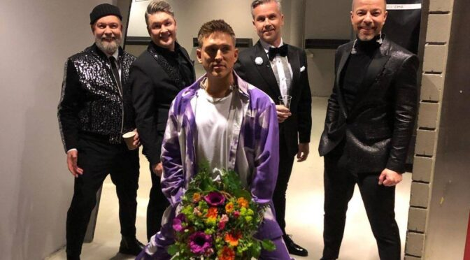 Sweden: Melodifestivalen 2021 semi-final #1 – Two acts qualify for final