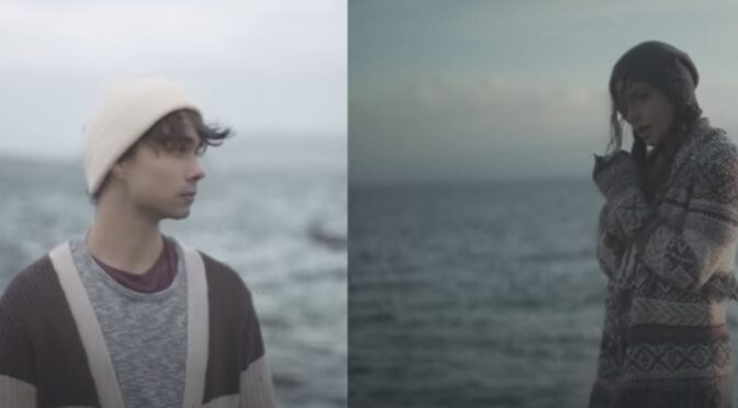 Alexander Rybak x Sirusho collaborate with 'Stay'