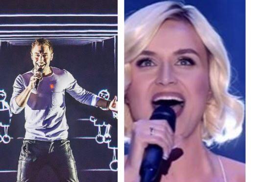 Måns Zelmerlöw & Polina Gagarina release 'Circles and Squares'