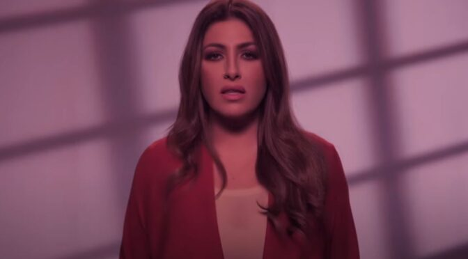 Helena Paparizou releases music video for 'Anamoní' track