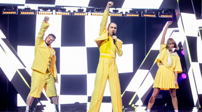 The Roop will return for Eurovision 2021