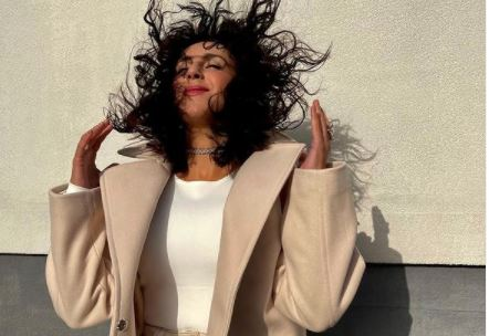 Jamala and her new track 'Vdyachna'
