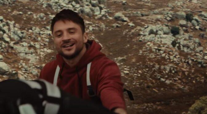 Sergey Lazarev releases 'Sneg v okeane' music video