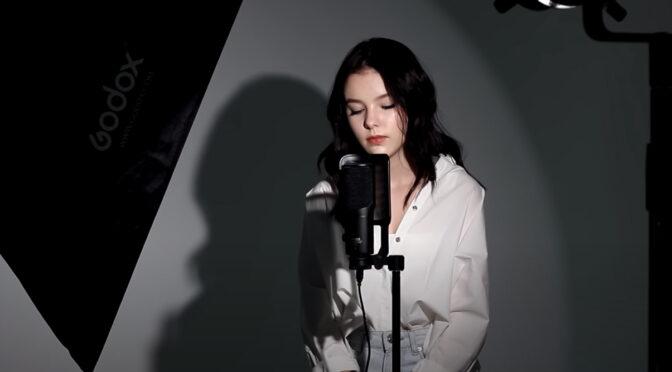 Daneliya Tuleshova releases 'Arcade' Cover