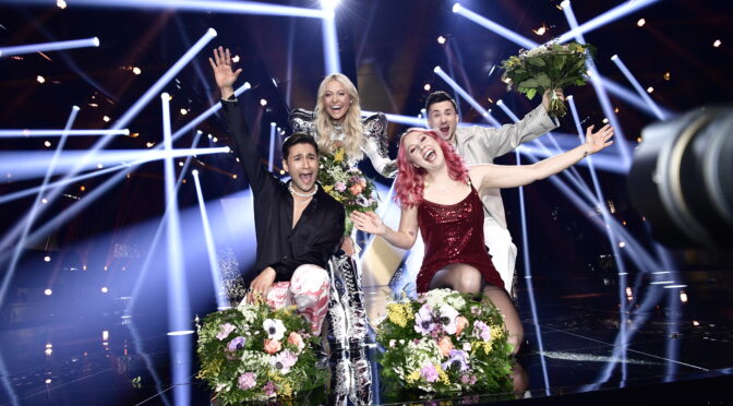 Sweden: The four qualifiers from Andra Chansen ….and draw for Melodifestivalen 2021 final made