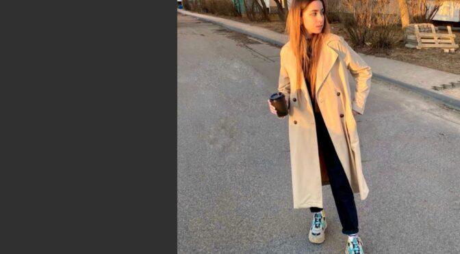 Eva Kogan releases hot new single 'Vso tolko na slovakh'