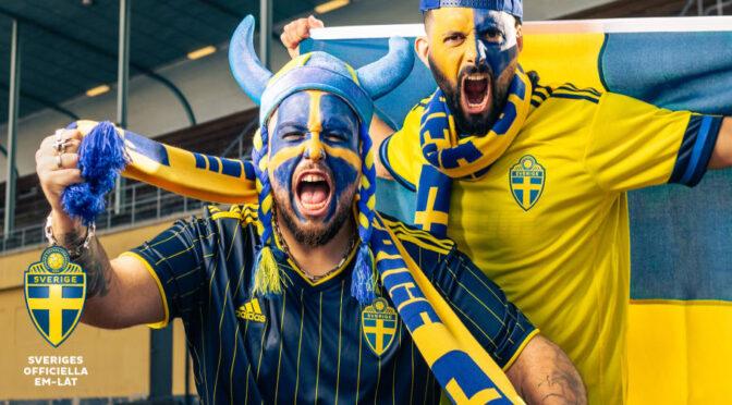 Anis Don Demina & SAMI to release official Sweden European Championship football song