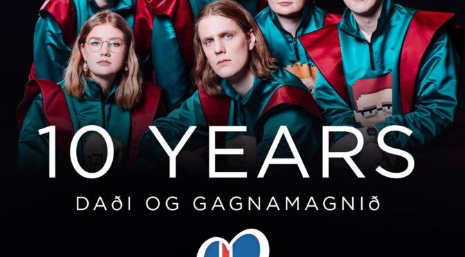 EUROVISION 2021 – ICELAND REHEARSAL