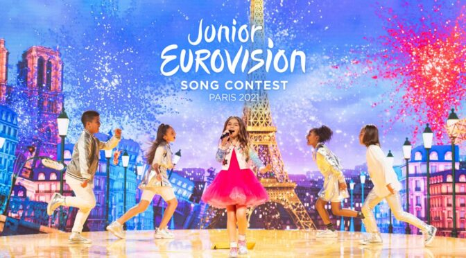 2021 Junior Eurovision Song Contest to be held in Paris