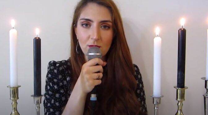 Jessica Spiteri and her new cover – 'The Wrong Place' by Hooverphonic