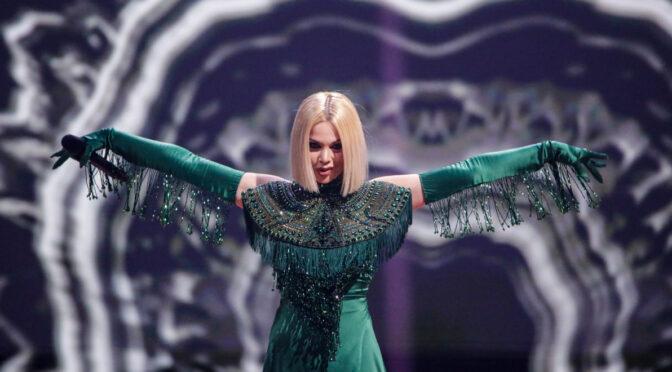 EUROVISION 2021 – SECOND REHEARSAL – LATVIA