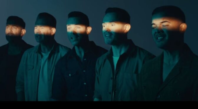 'Broken Humans' is the new song by Human Nature & Guy Sebastian