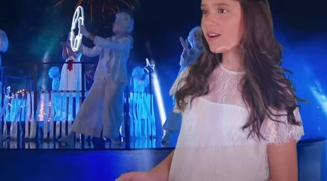 Sofia Feskova releases beautiful new track 'Alyye Parusa'