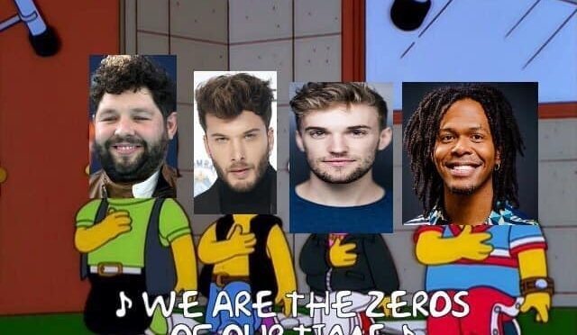 THE ZEROES OF OUR TIME