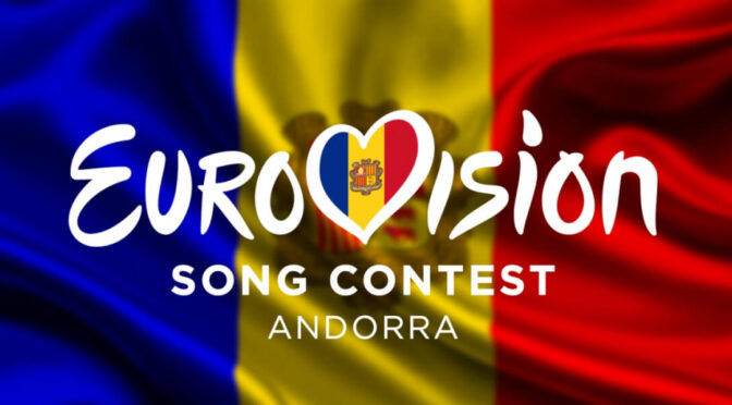 MOST STREAMED EUROVISION SONGS BY COUNTRY – ANDORRA