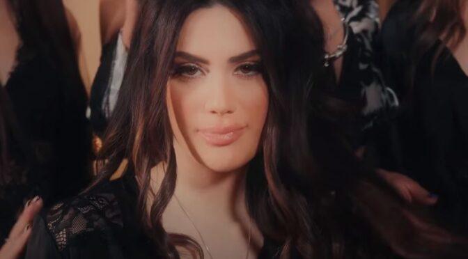 Barbara Popović releases new single 'Sve Ti Uzimam'
