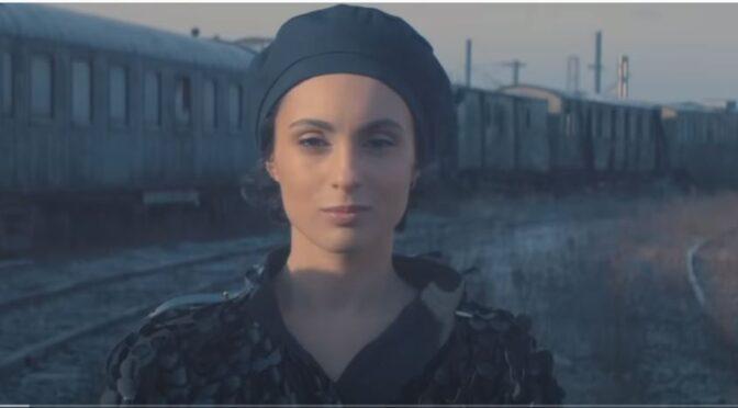 Barbara Pravi releases short movie of 'Voilà, le jour se lève sur and l'homme et l'oiseau'