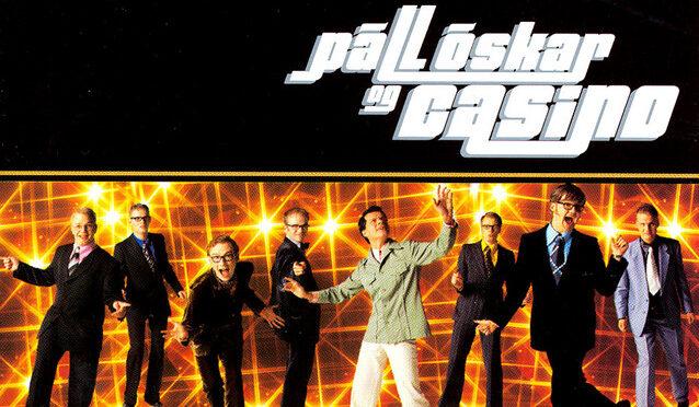 CONGRATULATIONS – PALL OSKAR AND CASINO