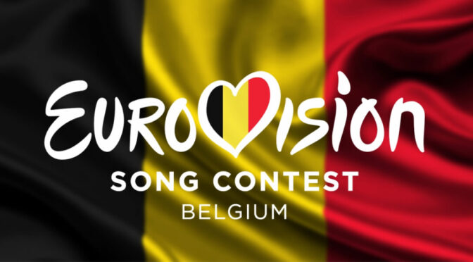MOST STREAMED EUROVISION SONGS BY COUNTRY – BELGIUM
