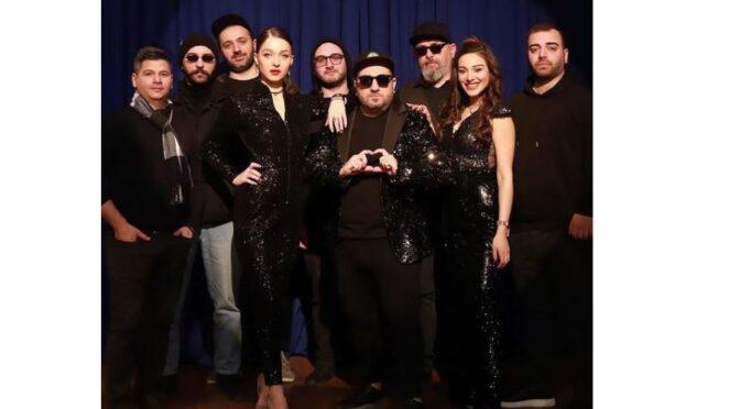 Georgia: Check out the smooth soul sounds of Gela Gnolidze & Night Show Band