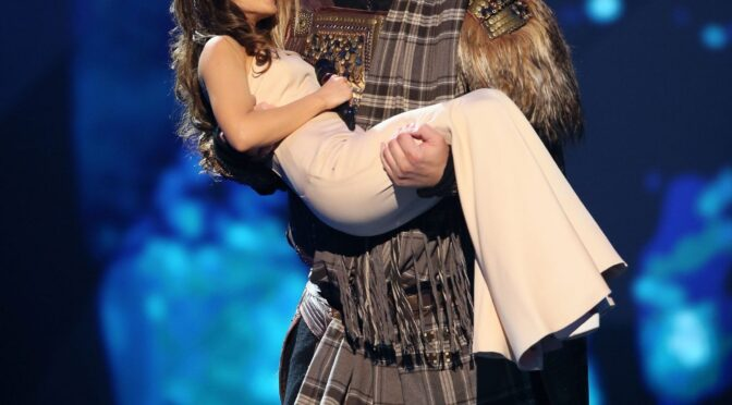 The Ukraine giant from Eurovision 2013 passed away