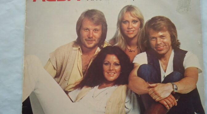 ABBA 50 YEARS IN THE MUSIC BUSINESS – Song 2 Angeleyes