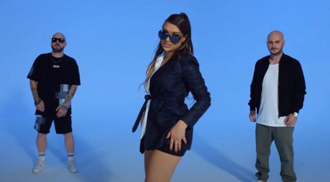 Listen to hot new track 'Kobra' by DNK x Mina