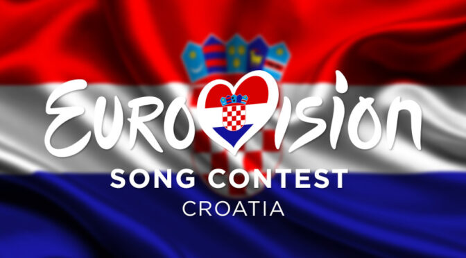 MOST STREAMED EUROVISION SONGS BY COUNTRY – CROATIA