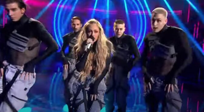 Albina to represent Croatia at the 2021 Eurovision Song Contest with 'Tick-Tock'