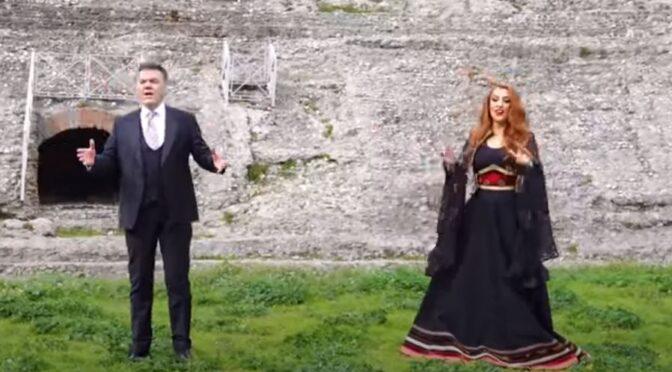 Listen to 'Kosovë, lule në çdo plagë' by Ilir Shaqiri & Rina Ramadani