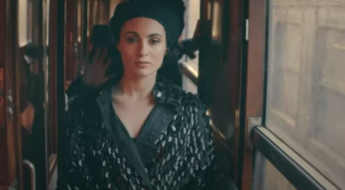 France: Barbara Pravi releases official music video for 'Voilà'