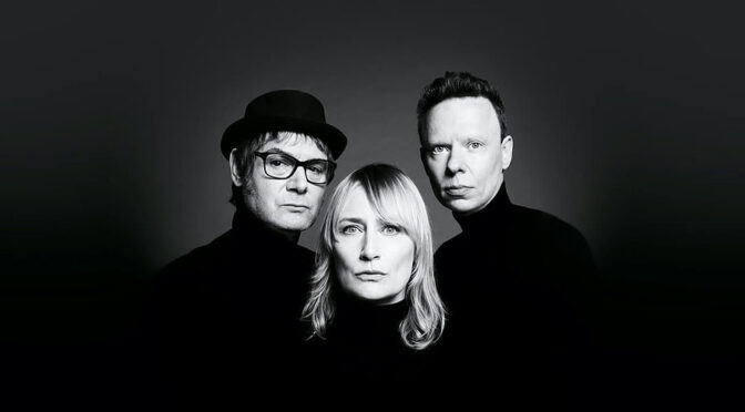 HOOVERPHONIC IS NOT AT 'THE WRONG PLACE' as their 2021 Eurovision entry is released
