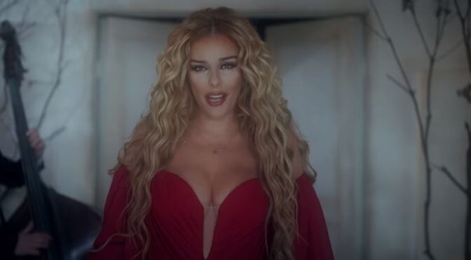 Albania: Anxhela Peristeri releases new version of 'Karma'