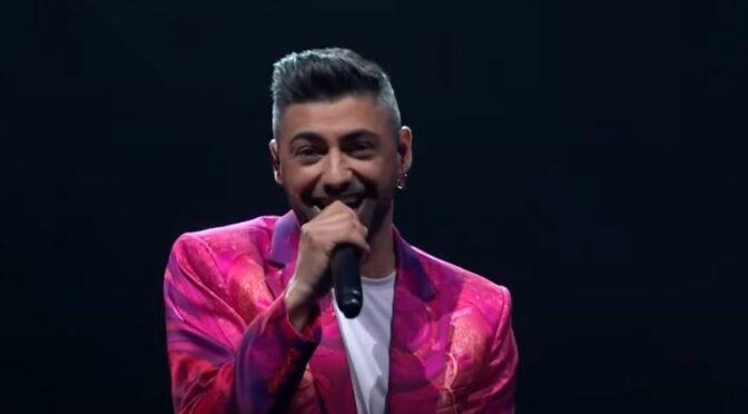 Glen Vella wins Mużika Mużika festival in Malta with 'Ħarsa Biss'