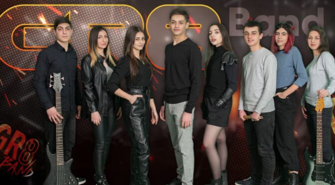 Watch out for GR8 Band from Armenia