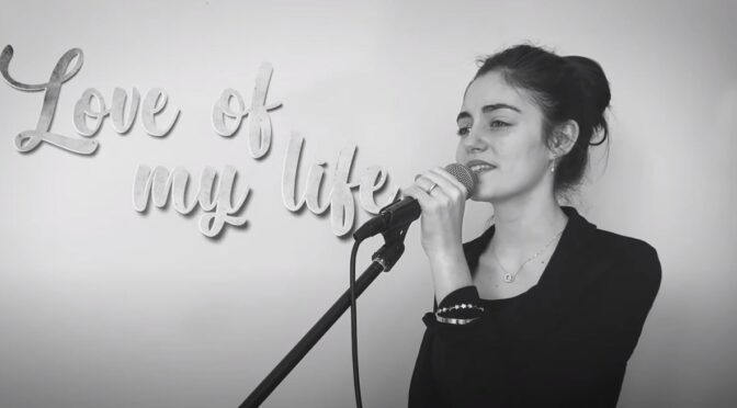 Listen to Giulia Falcone and her recent covers