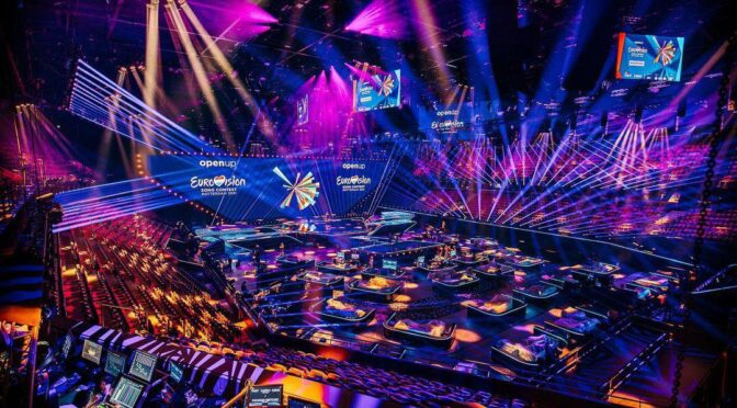 Eurovision Song contest 2021 rehearsal schedule released.