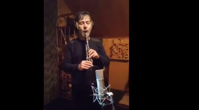 Listen to Arben Neziri and beautiful clarinet solo 'Ork Klarinete 3'
