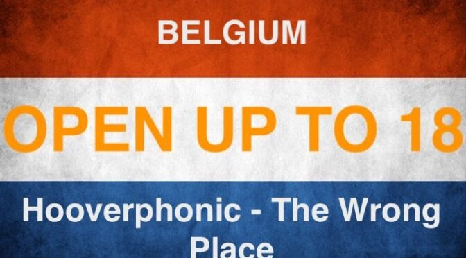 OPEN UP – to position 18 of the 2021 Eurovision entries