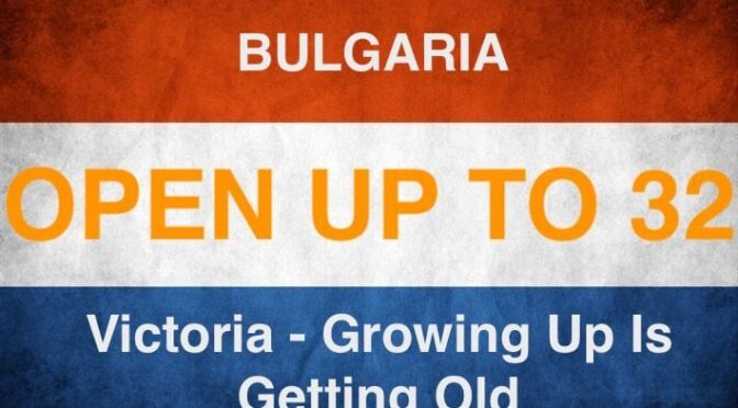 OPEN UP – to position 32 of the 2021 Eurovision entries