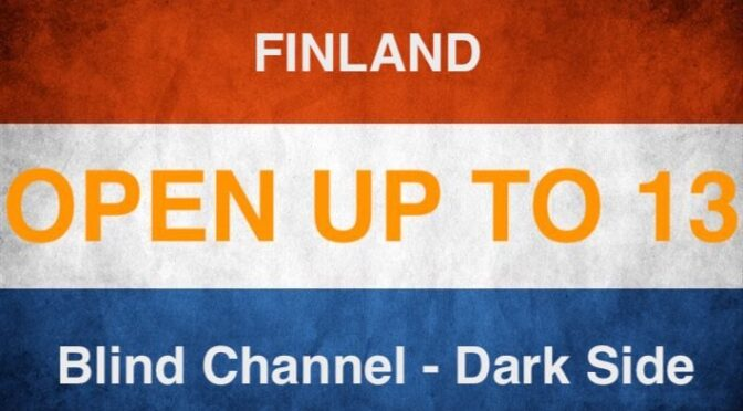 OPEN UP – to position 13 of the 2021 Eurovision entries