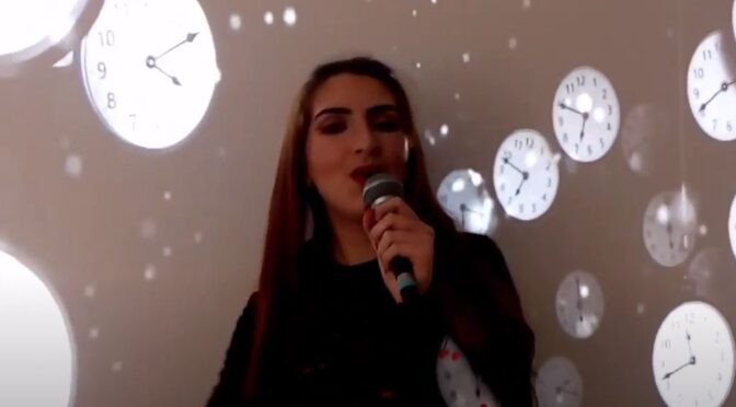 Jessica Spiteri releases 'Tick Tock' by Albina (Croatia 2021 ESC)